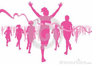 illustration-women-running-race-to-raise-awareness-cancer-29996618